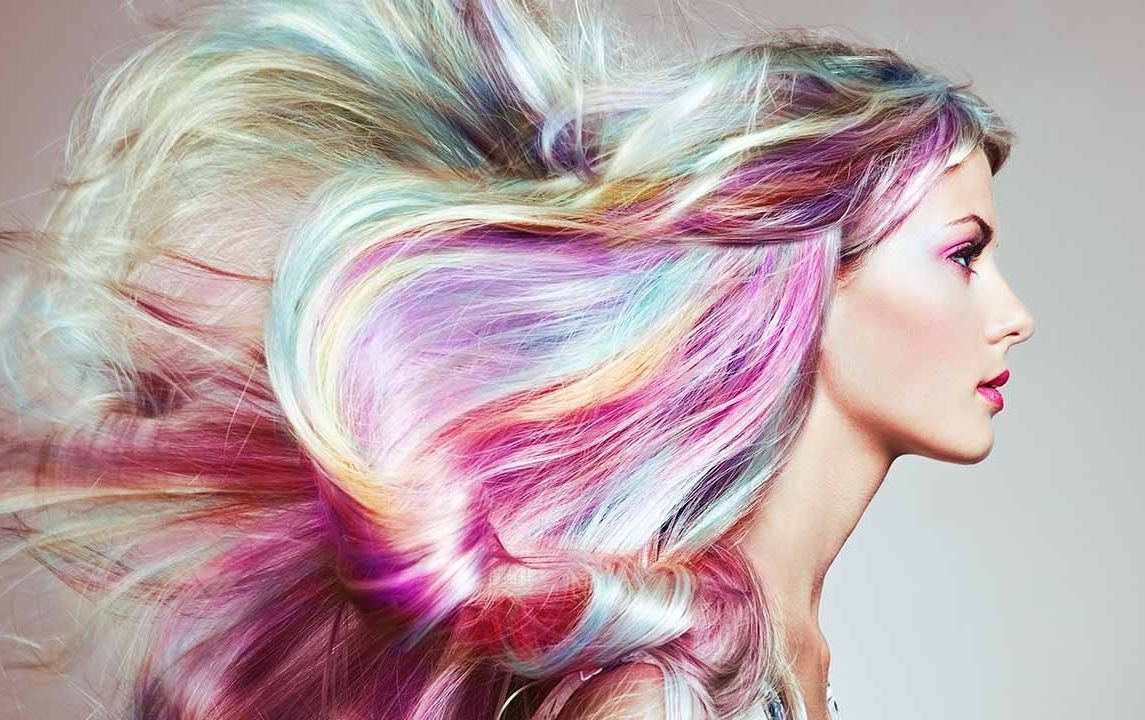 "Featured image for ""Unicorn Hair is on trend and here to stay!"""